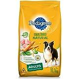 Ração Pedigree Equilíbrio Natural para Cães Adultos Raças Médias e Grandes 10,1 kg