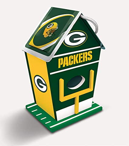 MasterPieces NFL Green Bay Packers Birdhouse