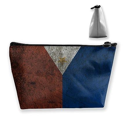 Estuche de lápices Bandera de Filipinas Vintage Bolsa de ...