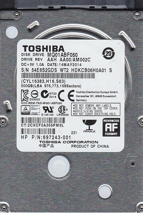 toshiba mq01abd050 firmware