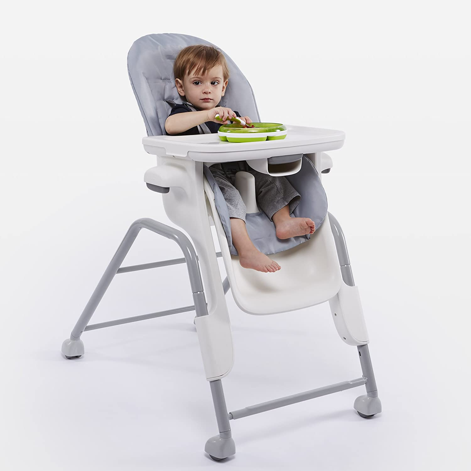Amazon.com : OXO Tot Seedling High Chair, Graphite : Childrens Highchairs :  Baby