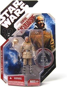 Star Wars: General McQuarrie Figura de 10 cm