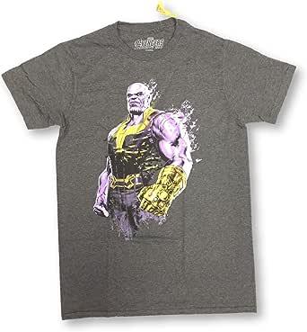 Hybrid Thanos Infinity War Crewneck Adult T-Shirt