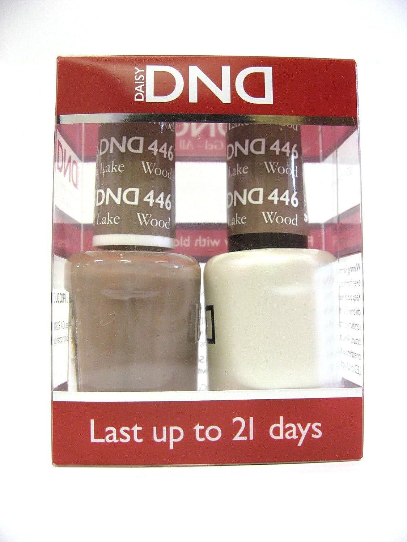 Amazon.com: DND *Duo Gel* (Gel & Matching Polish) Fall Set 446 ...