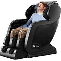 Ootori Zero Gravity Adjustment Airbag Massage Chairs with Heating & Foot Roller & Bluetooth