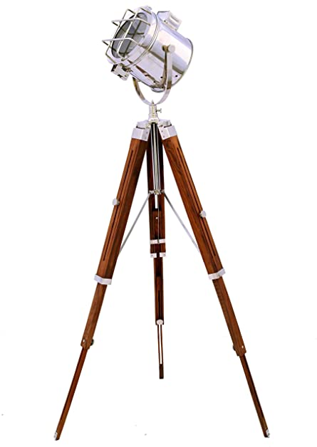 Floor Lamp home Decorative Vintage Design Tripod Lighting ...