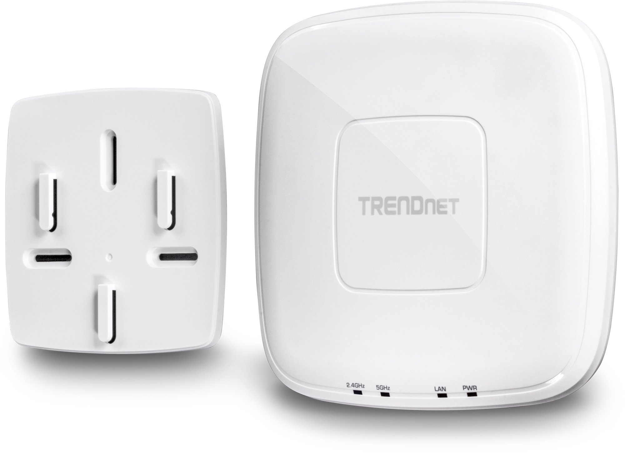 TRENDnet AC1200 Dual Band PoE Access Point, 867 Mbps WiFi AC+ 300 Mbps WiFi N Bands, Client, WDS, AP, WDS Bridge, WDS Station, Repeater Modes, Easy Install, TEW-821DAP by TRENDnet (Image #4)