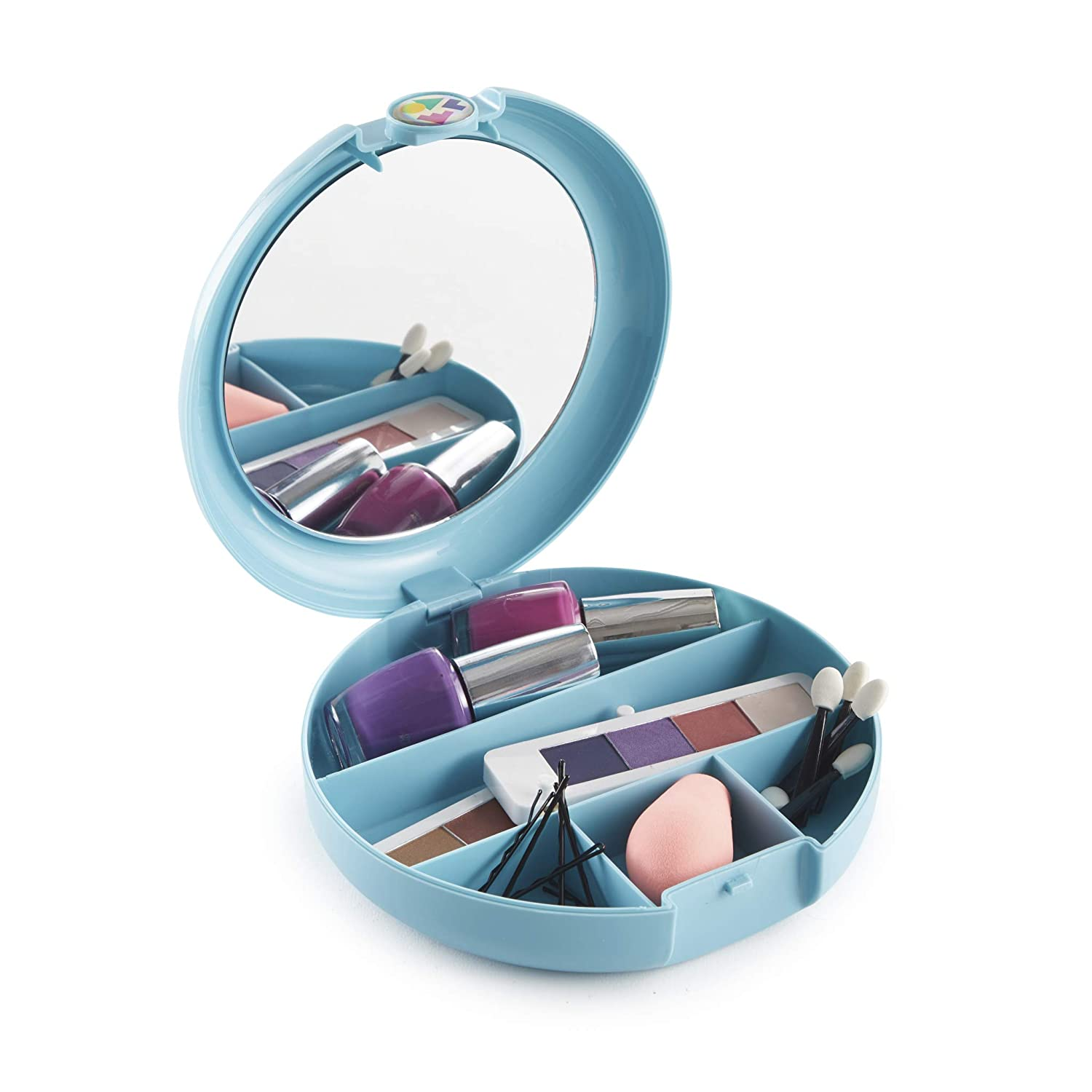 Caboodles CAB58602A Cosmic Cosmetic Retro Compact