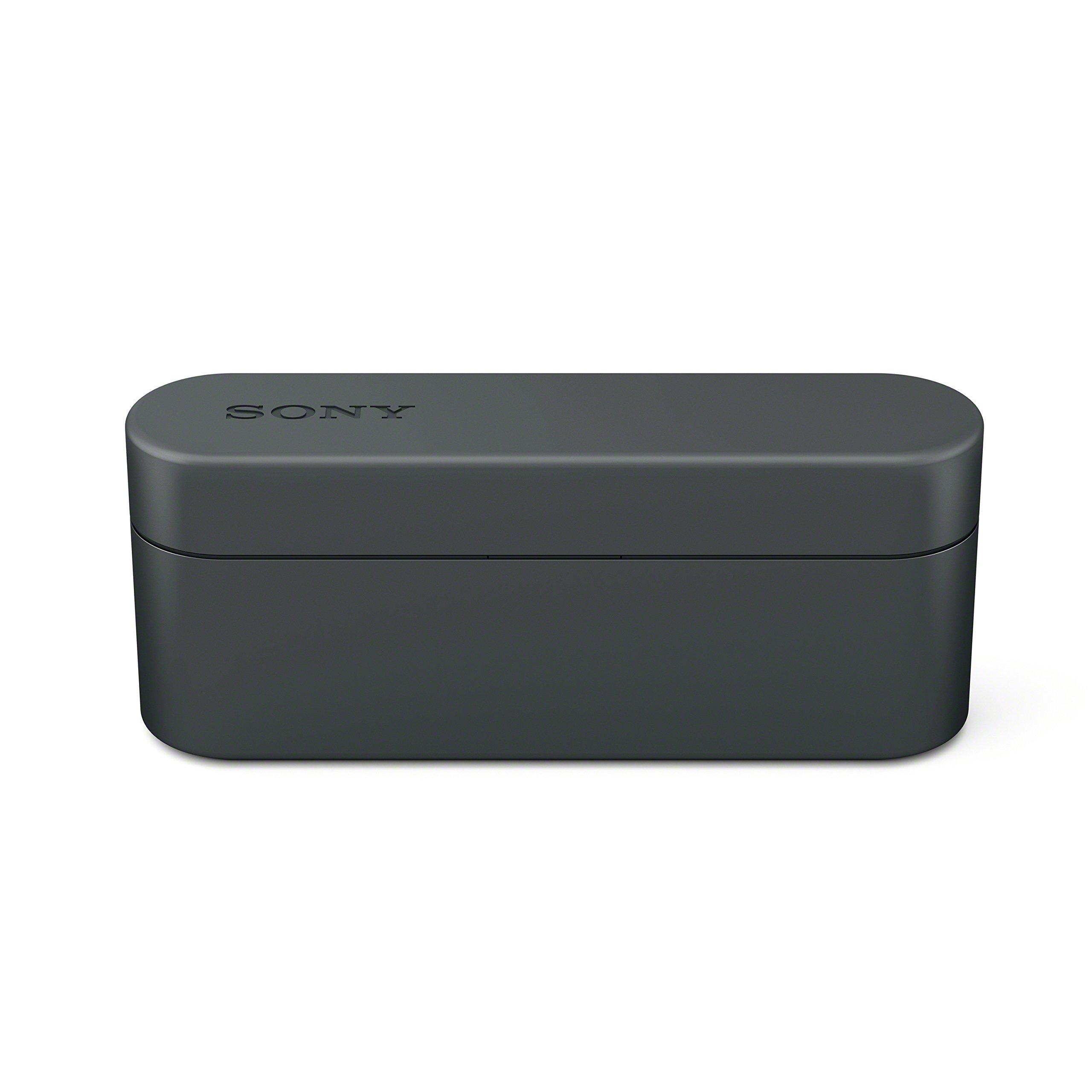 Sony Premium Noise Cancelling True Wireless Headphones - Black (WF1000X/B) by Sony (Image #9)