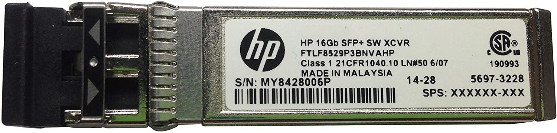 HP 720999-001 16GB TRANSCEIVER Module - QW923A, 680536-001