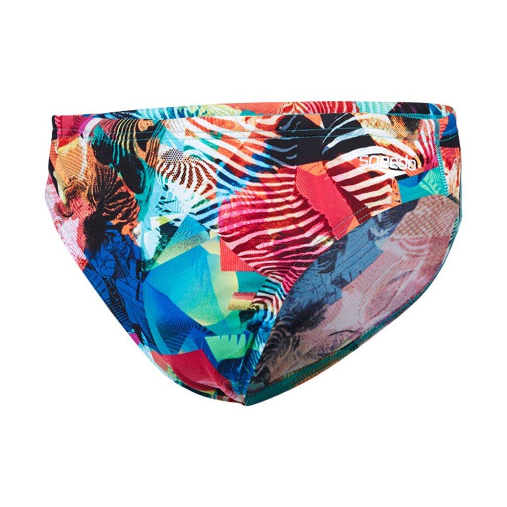 TALLA 34. Speedo - Bañador de natación - para Hombre Tamaño