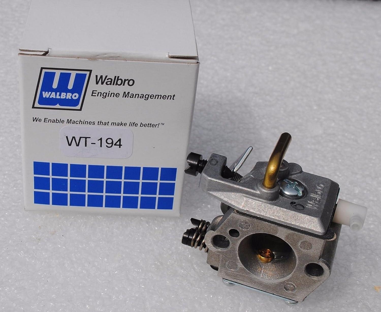 MS260 GENUINE OEM WALBRO WT-194 CARBURETOR FOR STIHL 024 026 NEW 024AV 024S