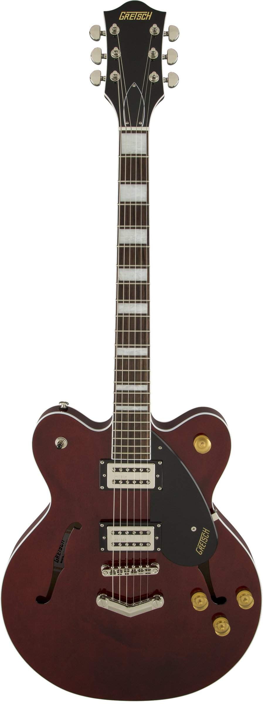 Gretsch G2622 Streamliner Center Block Double Cutaway - Walnut Stain by Gretsch
