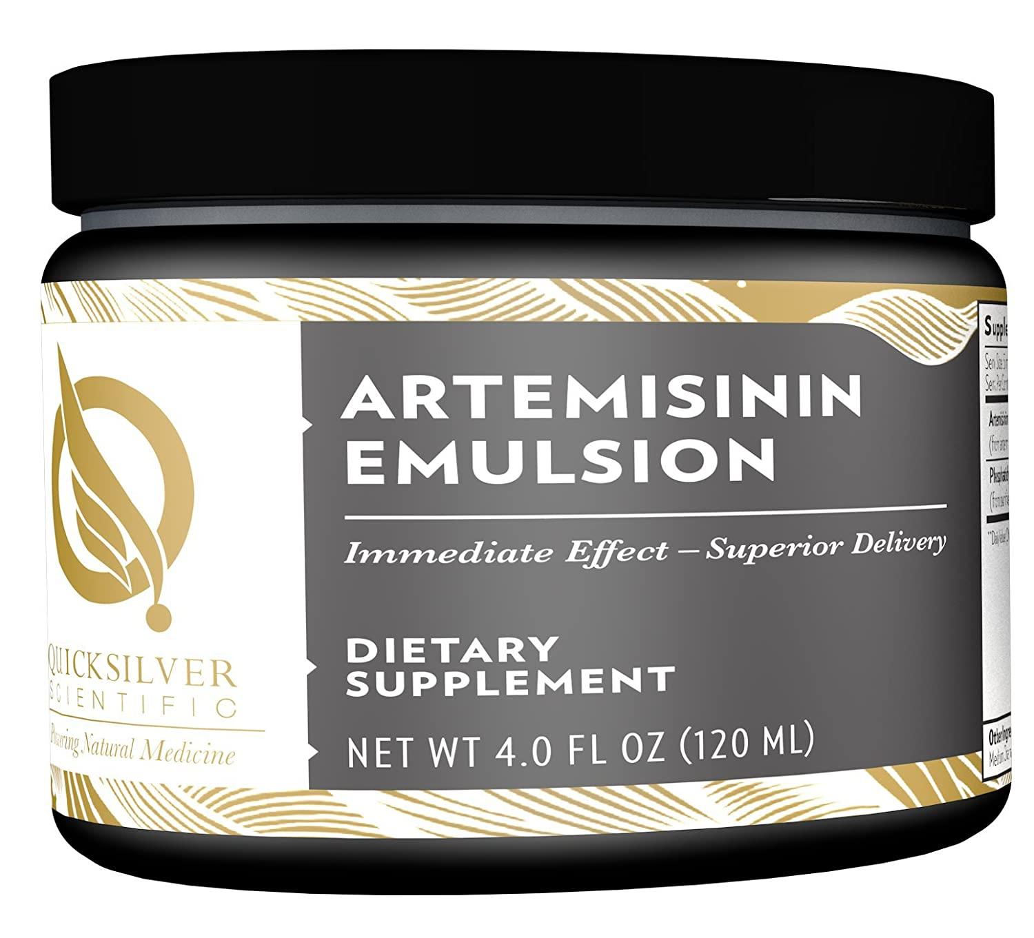 Amazon.com: Quicksilver Scientific Artemisinin Emulsión de ...