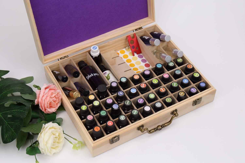 Amazon.com: Caja de almacenamiento para botellas Solight de ...