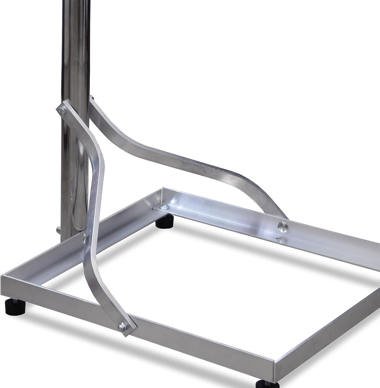 Satix BAFU50-01 - Stand para terraza con balcón (para losa de ...