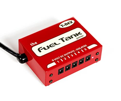 T-Rex Engineering FUEL TANK-JUNIOR Guitar Effects Pedal Power Supply