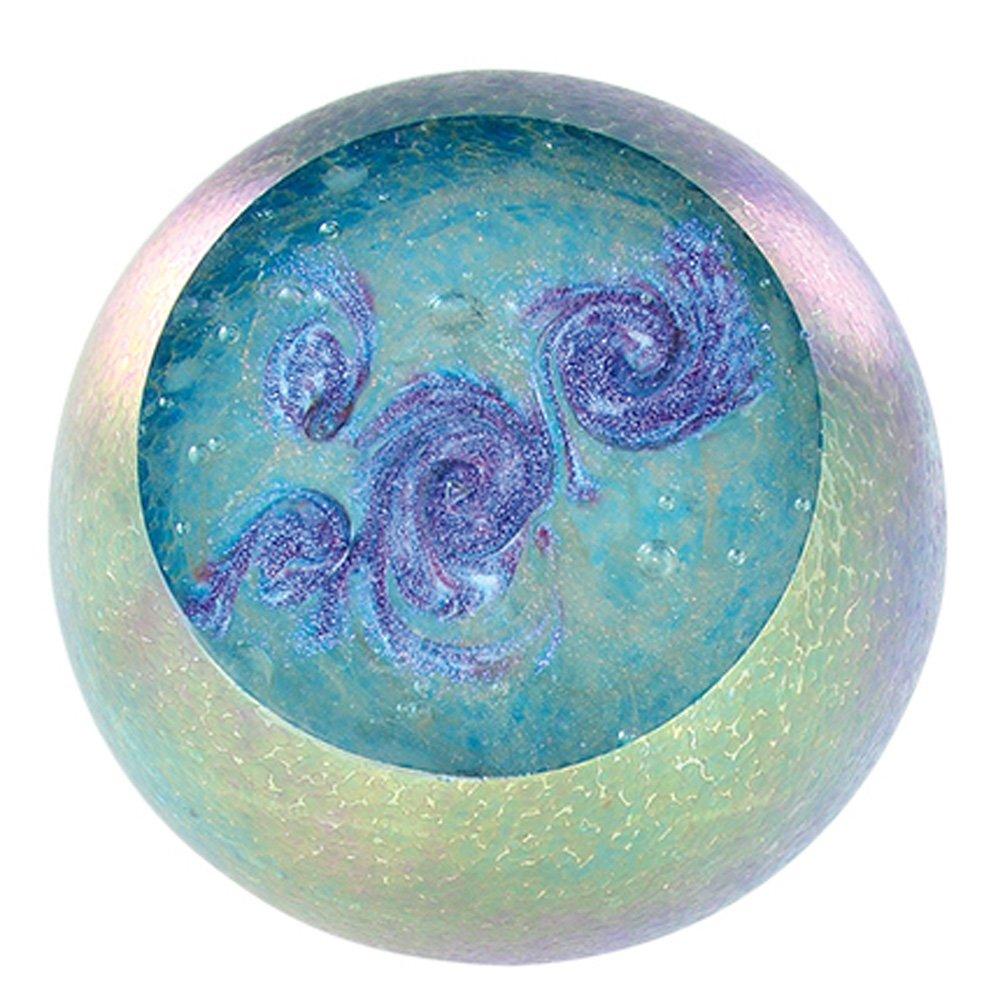 Glass Eye Studio Celestial Series 3'' Paperweight Soul Nebula #515F