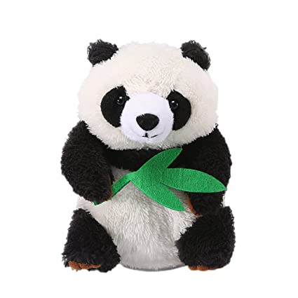 Animal Babies Talking Giggling Baby Panda Bear Plush Animal Grade Products According To Quality Electronic, Battery & Wind-up Battery Operated