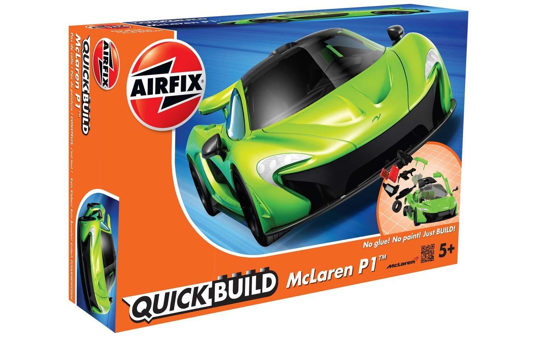 Kein Kleben und kein Malen Airfix Qick Build J6020 Bugatti Quickbuild