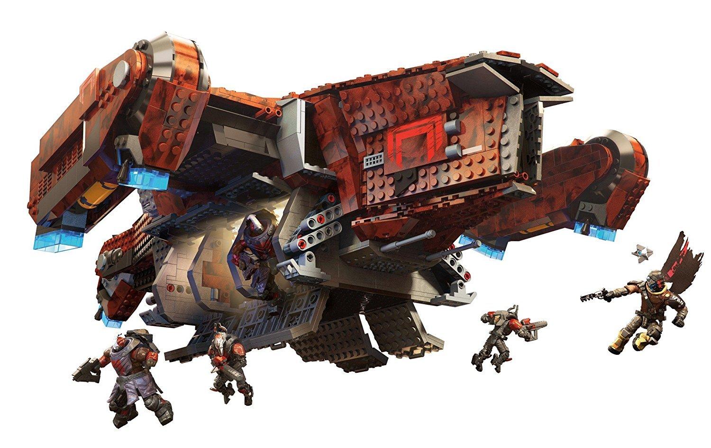 Mega Construx Destiny FFB61 - Cabal Harvester Dropship - - - Signature Series 19ffb3