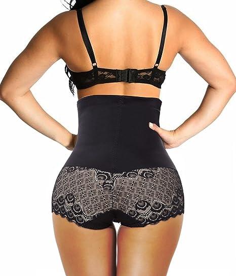 789db23f8 Junlan High Waist Cincher Weight Loss Slimming Shapewear for Women Plus  Size (S