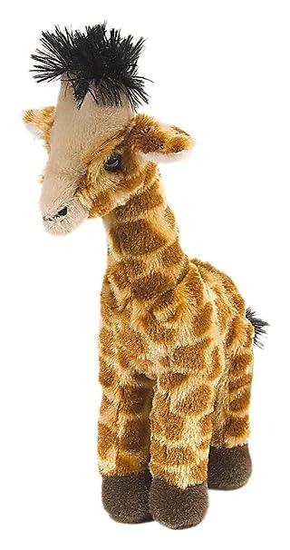 Amazon Com Wild Republic Ck Mini Giraffe Baby 8 Animal Plush Toys