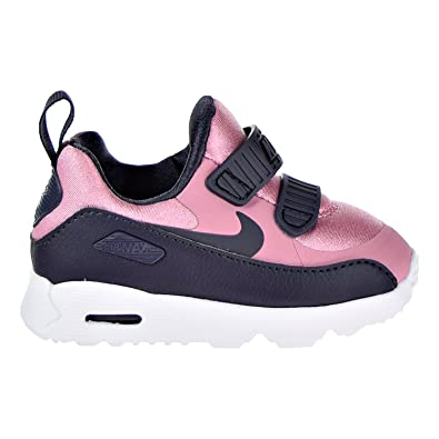 pretty nice f2f6f b69bd Nike Air Max Tiny 90 Toddlers Shoes Elemental PinkGridiron-White  881928-602