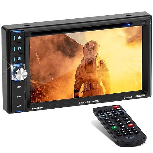 Boss Audio Systems Bv9358b Car Dvd Player Am Fm Radio Receiver