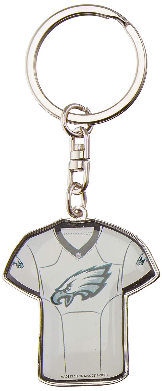 FOCO NFL Unisex Double Sided Jersey Keychain