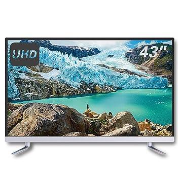ZLI Televisor LED Smart TV 43 Pulgadas (Full HD, Sintonizador ...