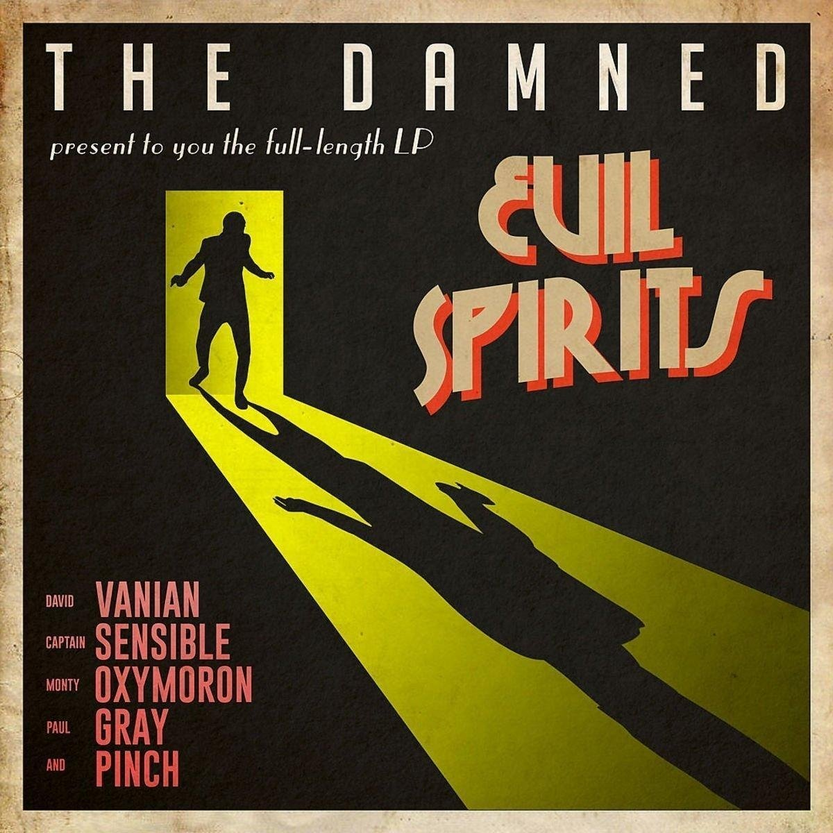 CD : The Damned - Evil Spirits