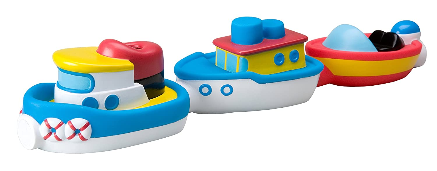 ALEX Toys - Bathtime Fun Magnetic Boats in The Tub -3 823W