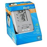 RELION RELI-ON Automatic Blood Pressure Monitor BP200