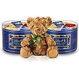 Lindt 瑞士莲 瑞士精选缤纷巧克力礼盒 265g*2+小熊(瑞士进口)(亚马逊自营商品, 由供应商配送)