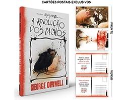 A Revolução Dos Bichos + Kit De Cards Exclusivos Amazon