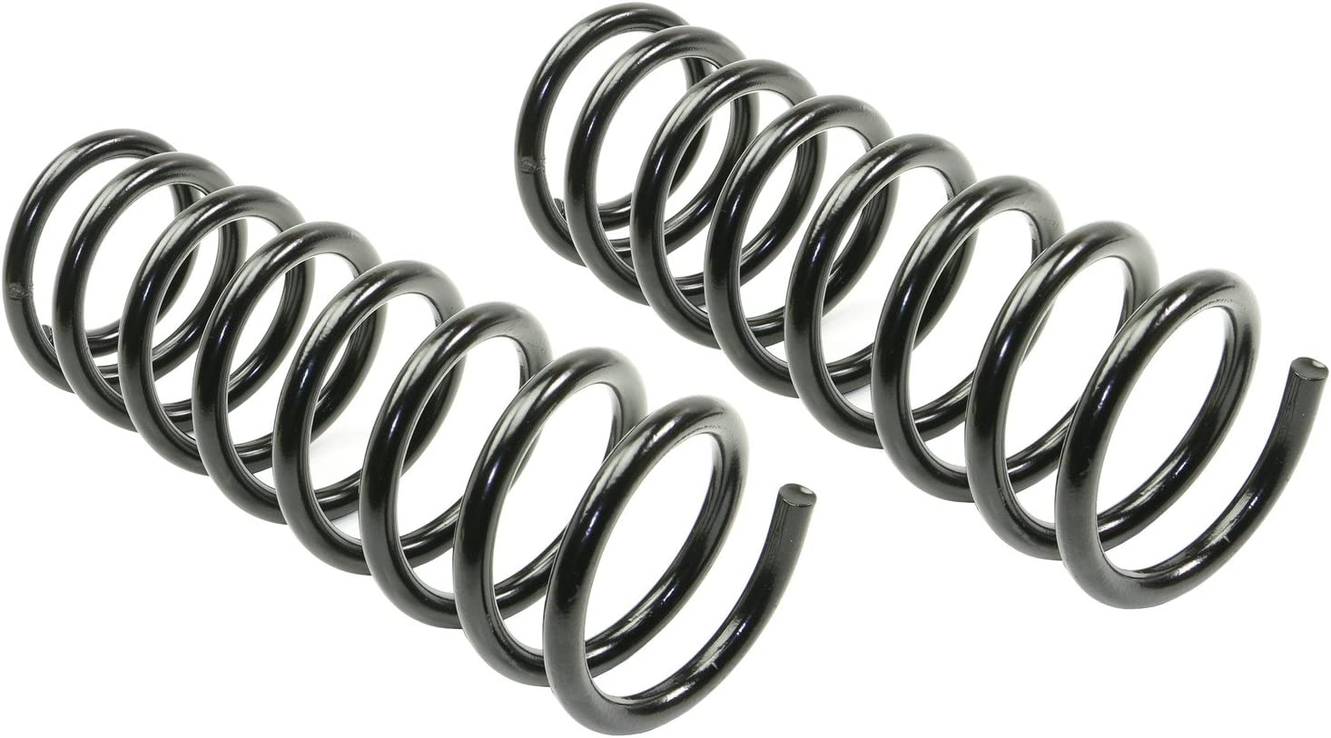 B078WS4RXK MOOG Chassis Products 81683 Coil Spring Set, 2 Pack 71rC4LyNDyL