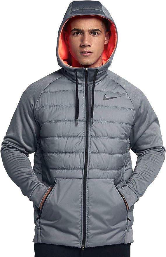 Nike pour Homme Therma Veste de Sport - -