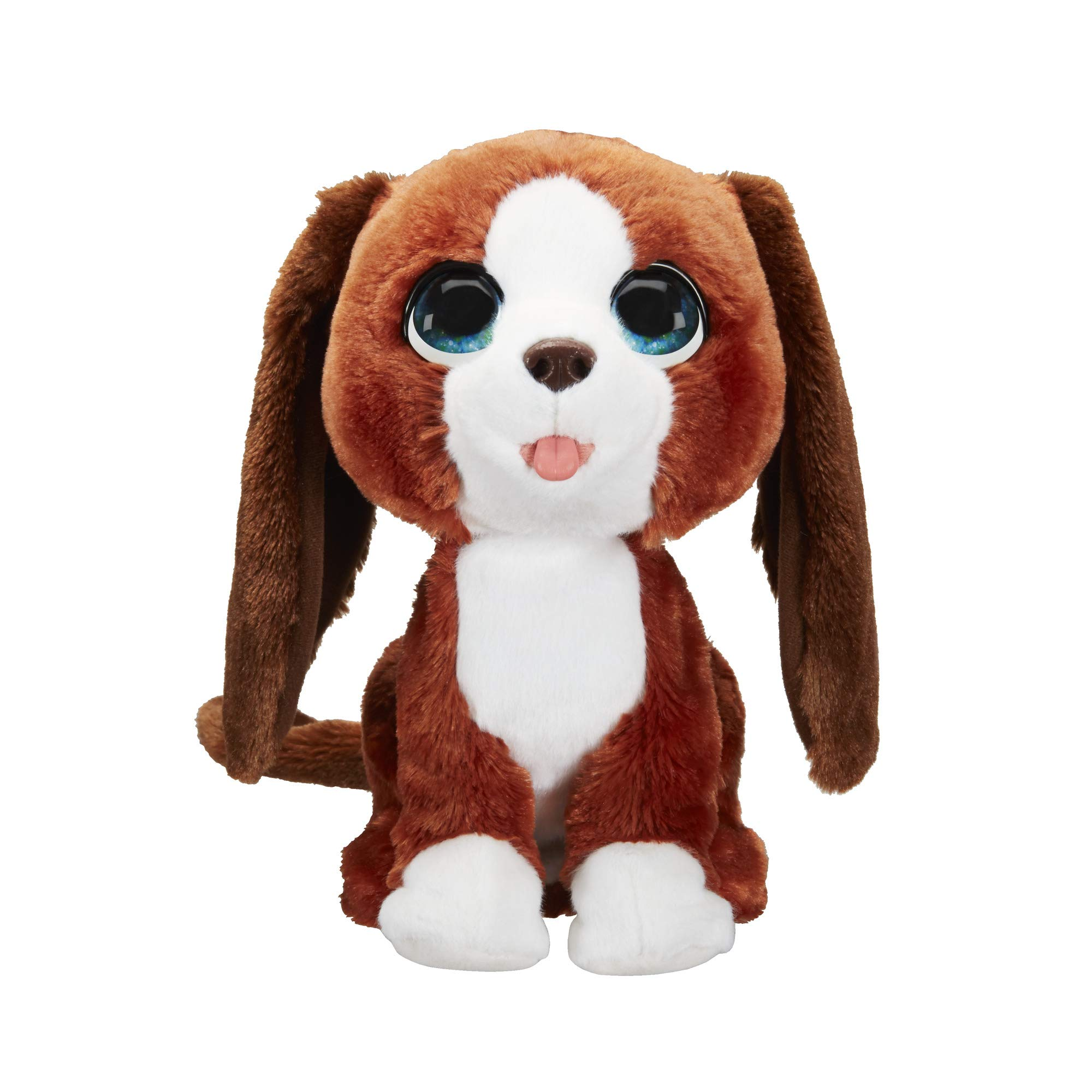 FurReal Howlin' Howie Interactive Plush Pet Toy, 25+ Sound-&-Motion Combinations, Ages 4 & Up by FurReal (Image #1)