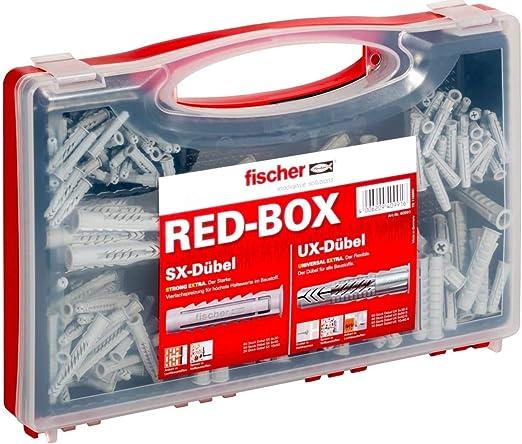 fischer SX 10 x 50 Nylon Expansion Plug With Rim
