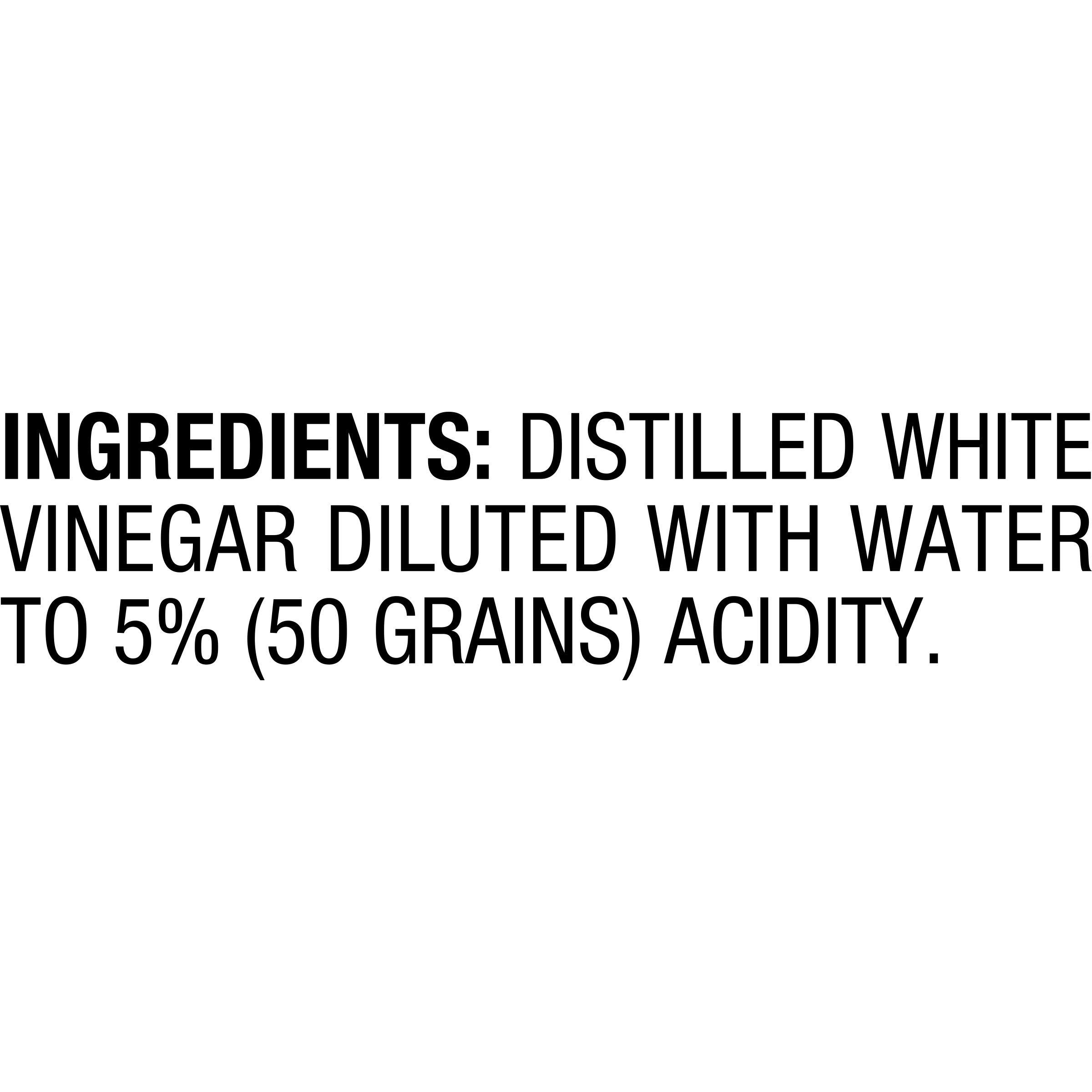 Heinz Distilled White Vinegar, 64 oz