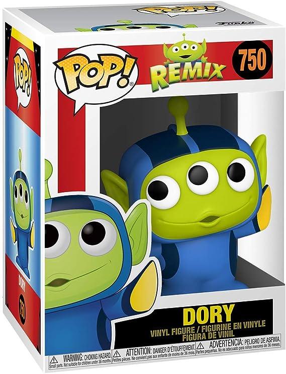 Funko Pop-Disney Pixar-Remix-ALIENI come DORY-alla ricerca di Nemo 750