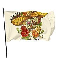 drapeau tête de mort 13