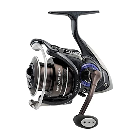 Daiwa Procyon EX 4000 Spinning Reel, Purple