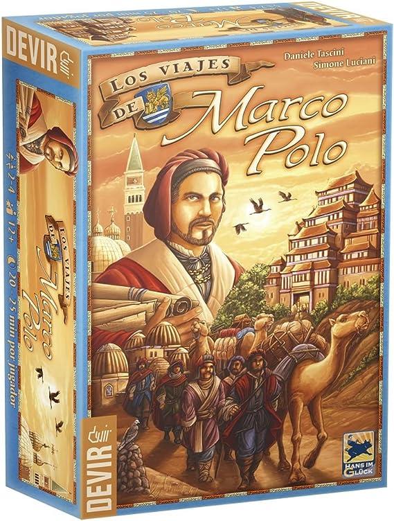 Devir- Love Letter Juego de Tablero, Color (Dveir BGMARCO): Amazon.es: Juguetes y juegos
