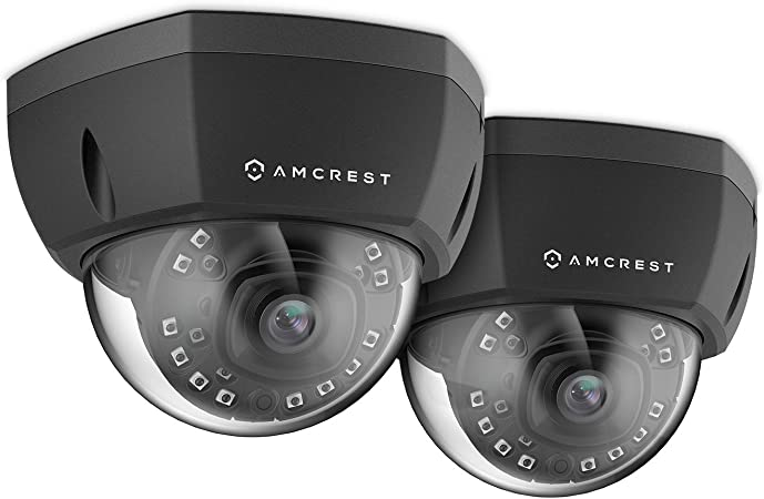 Security IP Camera Power over Ethernet Amcrest IP2M-841EB ProHD 1080P 2MP POE