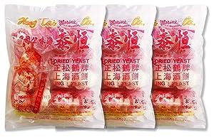 Hang Tail Marine Shanghai Yeast Balls- Chinese Rice Wine Starter 4 oz (3 Packs)