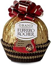 Grand Ferrero Rocher Confezione da 2 pezzi all'interno - 125 gr