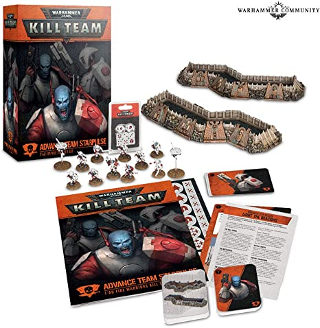 Games Workshop Kill Team: Advance Team Starpulse (inglés): Amazon.es: Juguetes y juegos