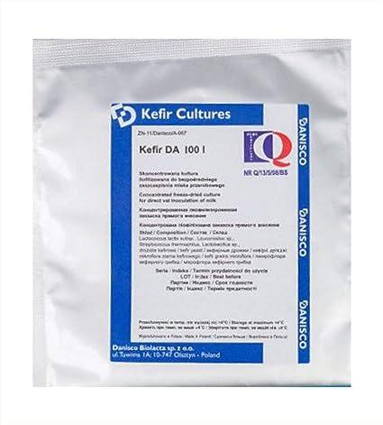 KEFIR Culture - Inoculación directa de la leche. - Bolsa ...